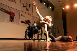 AXIS Dance Company troupe.  Link to image source.  Click to magnify image size.